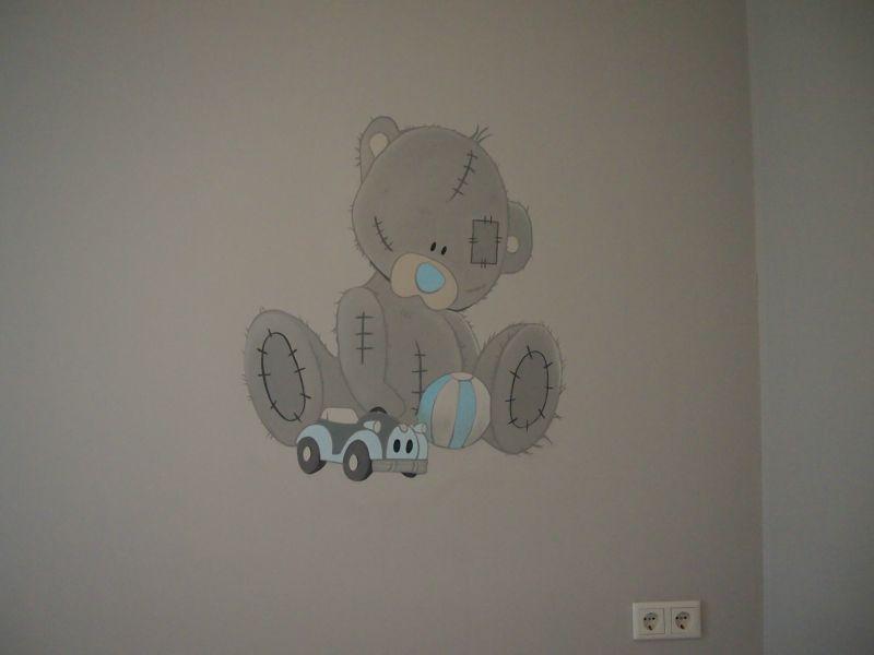 Artica decoratie muurschilderingen - Deco muurschildering ...